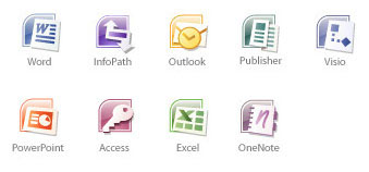 Office-Icons 2007